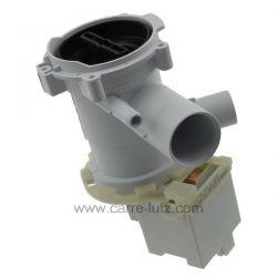 Pompe de vidange 00143922 de lave linge Bosch Siemens , reference 215342