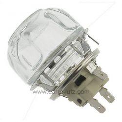 Globe de lampe de four, 480121101148 Whirlpool , reference 23290120