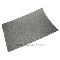 Filtre pour climatiseur polyurethane souple 500x300 mm, reference 901512