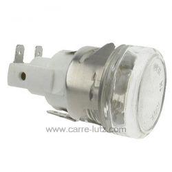 Kit support de lampe + lampe de fourFagor Brandt Vedette Sauter Thermor Thomson De Dietrich ref. 92x4130 77X2659Candy Hoover...