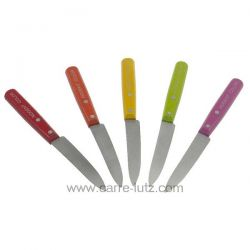Couteau office Nogent manche couleur , reference CL14006090
