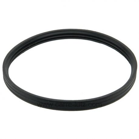 Joint silicone pour tuyau de poele à pellets diamètre 100 mm , reference 705422
