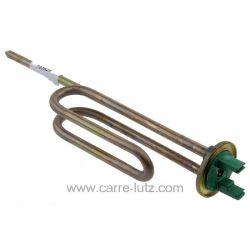 Résistance de chauffe eau 1200W 220V bride 48 mm, reference 703625