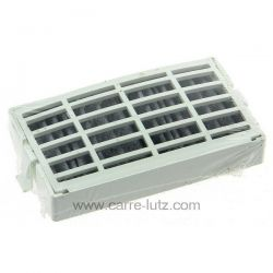 Filtre antibacterie pour réfrigérateur Whirlpool Laden Ignis Radiola Bauknecht ref. 481258038016 481248048161 481248048172 AN...