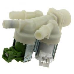 Electrovanne 3 Voies de lave linge Aeg Electrolux Arthur Martin Faure Zanussi ref. 1249472059 1249472000 1249472018 124947213...