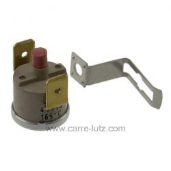 Thermostat de sécurité réarmable 167.5° de sèche linge Fagor Brandt Vedette 57x0318 , reference 222115