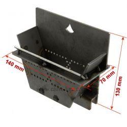 CreusetP0051960 pour poele a granulé Deville , reference DV0051960