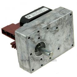 Motoréducteur de vis sans fin 1 tour/minute de poele à pellet Kenta Ref. K9173007 Axe diamètre 9,5 mm , reference 231525