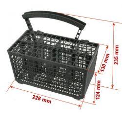 Panier à couverts de lave vaisselle Bosch Siemens 00093046 De Dietrich 93X4357 , reference 540083
