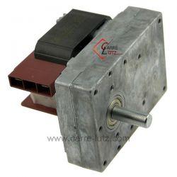 Motoréducteur de vis sans fin 1,5 tour/minute de poele à pellet , reference 231531