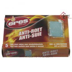 Anti suie en poudre pour Poêle à mazout boite de 5 pièces , reference 705076