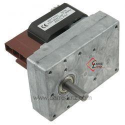 Motoréducteur de vis sans fin 1,5 tour/minute de poele à pelletMELLOR T3 FB1171 KENTA K9115051 Axe diamètre 9,5 mmCaminetti ...