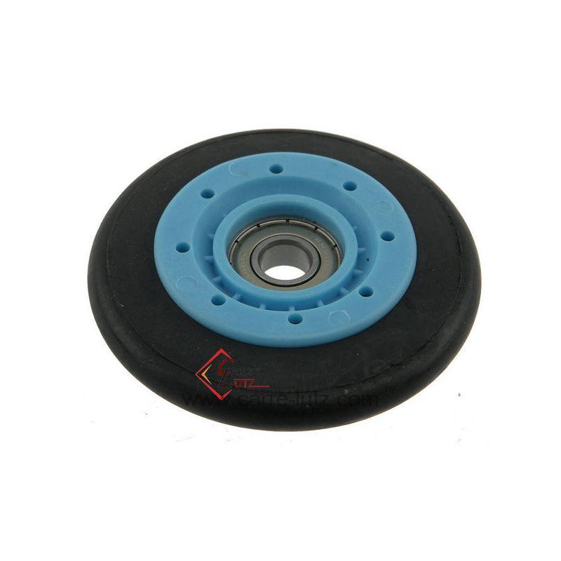 0180800201A Galet roue support tambour seche linge HAIER tendeur entrainement