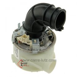Résistance 1650W de lave vaisselleAriston Indesit Hotpoint Scholtes C00256526 C00520796 488000520796, reference 202137