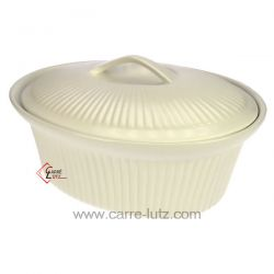 Terrine ovale 20 cm BIANCO La cuisine CL25004007, reference CL25004007