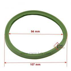 Joint silicone VITON pour tuyau de poele à pellets diamètre 100 mm , reference 705424