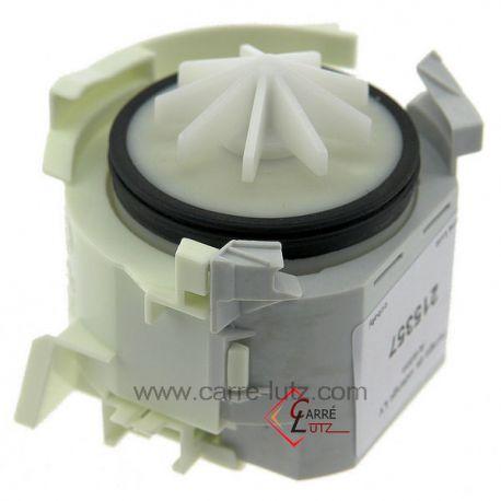 Pompe de vidange 54V AC 55HZ C00297919 de lave vaisselle Indesit Ariston , reference 215357