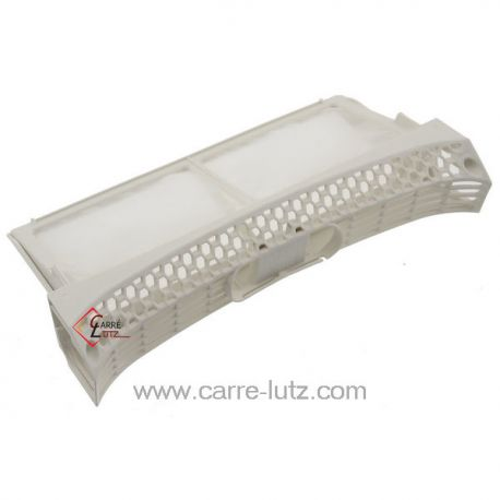 Filtre anti-peluches 0180200033 de sèche linge Haier , reference 701630