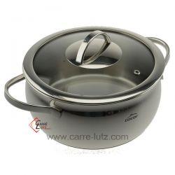 FAITOUT AVEC COUVERCLE BELLY Batterie de cuisine 991LC79020, reference 991LC79020
