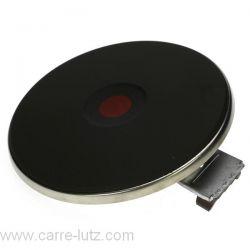 Plaque électrique diamètre 180 mm 2000WUNIVERSELLE , reference 204053