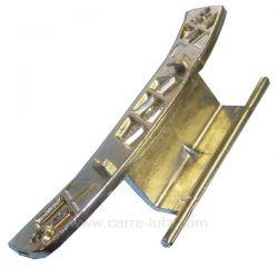 Charnière de hublot de lave linge Fagor Brandt Vedette Sauter Thermor Thomson De Dietrich Nogamatic ref. 55x9901 Aspes Edesa ...