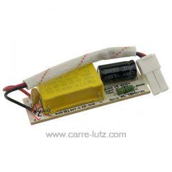 Platine electronique LED de réfrigérateur Candy Hoover Rosieres Ostein Iberna Zerowatt ref. 41041487 49030710 43009138, refer...