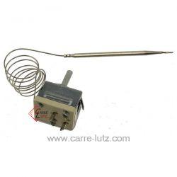 Thermostat de four ego 5517059430 55.17059.430Aeg Electrolux Arthur Martin Faure Zanussi Zanker ref. 3570832018 5611490029 8...