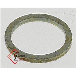 Rondelle de réduction métal 25,4mm 20mm