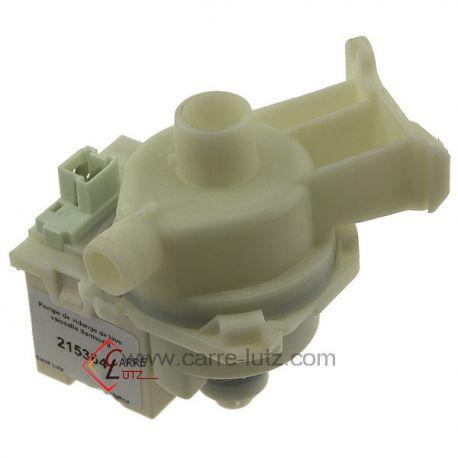 Pompe de vidange de lave vaisselle Bellavita Continental Edison Qilive Sharp Techwood Telefunken Thomson Vestel ref. 3202748...