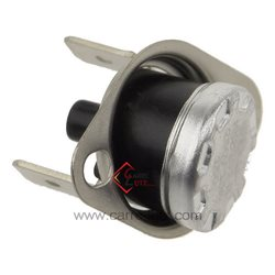 Thermostat NC 150° rearmable , reference 222254