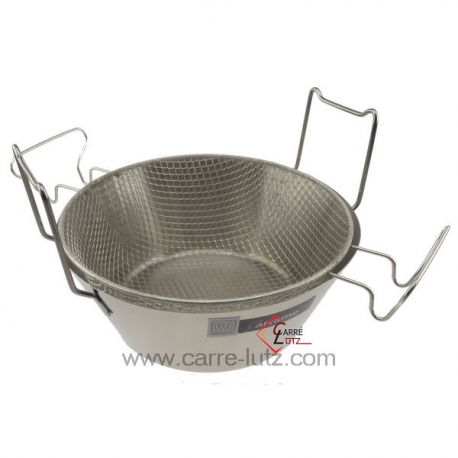 Friteuse inox 2.8 litres , reference CL50150842