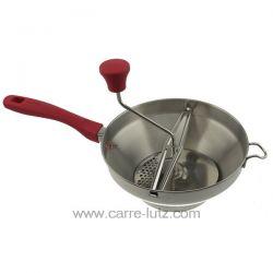 PASSE LEGUMES INOX 24 CM La cuisine 991TE140, reference 991TE140