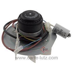 Ventilateur centrifuge FANDIS VFC2C23 de poele a pellet