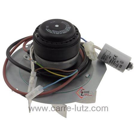 Ventilateur centrifuge FANDIS VFC2C23 de poele a pelletEdilkamin Réf : 299780ITALIANA CAMINIPALAZZETTIPUROS, reference 23190101