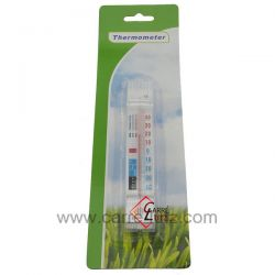 Thermomètre de réfrigérateur ou congélateur - 40° a + 40°, reference 542202