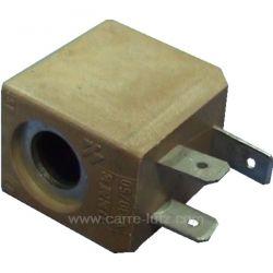 Bobine d'electrovanne de centrale vapeur 4W 230V diamétre 10 mm , reference 212401