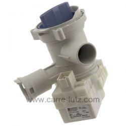 Pompe de vidange de lave linge Bosch Siemens Neff Gaggenau Viva Constructa ref. 00145809 00146083, reference 215367
