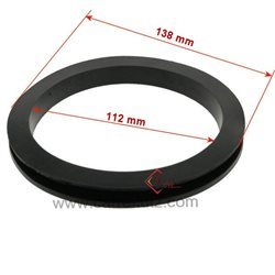 Joint de résistance de chauffe eau Diamètre interieur 108 mm