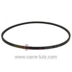 Courroie Z32.5 de tondeuse à gazon Castelgarden 135064392/0STIGA Ref. 135064392/0GGP Ref. 135064392/0Longueur extérieur : 8...