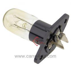 Ampoule de four à micro ondes 20 W 240V Ariston Indesit Hotpoint Creda Scholtes ref. C00387489 C00341817 Baumatic Blaupunkt B...