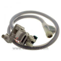 Tuyau d'alimentation 1,5 MT Aquastop de lave vaisselle Bosch Siemens Neff Gaggenau Viva Constructa ref. 00702474, reference 1...