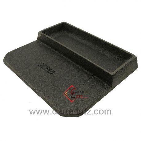 Protection arrière de poêle EfelRef. 2/39492170700000 20219, reference F20219