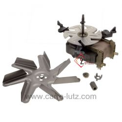 Ventilateur de four à chaleur tournanteBosch Siemens Neff Gaggenau Viva Constructa ref. 00642214 00651461 00641854 00641943,...