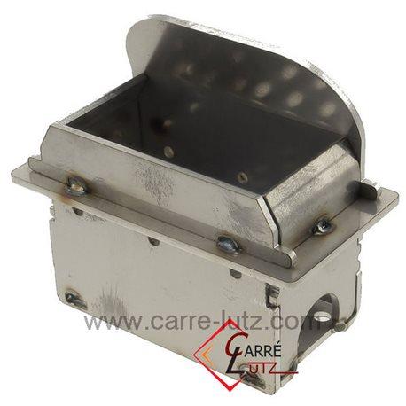 Pot bruleur ou creuset de foyer pour poêle à granulés Eva CalorRef. 901523800, reference 704430