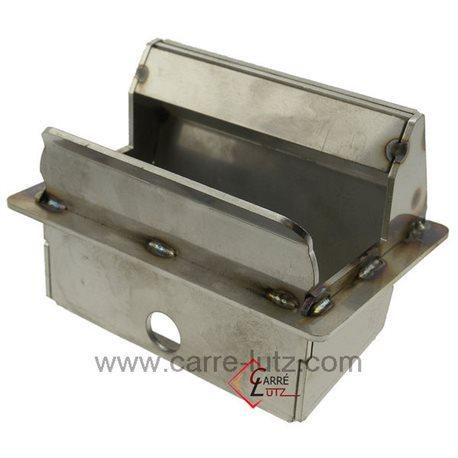 Pot bruleur ou creuset de foyer pour poêle à granulés Eva CalorRef. 901528300, reference 704431